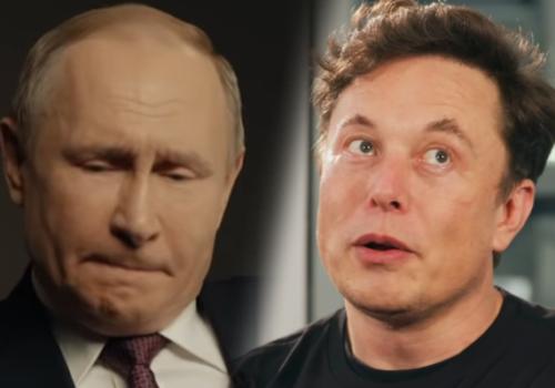 В Кремле прокомментировали встречу Маска и Путина в Clubhouse